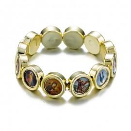 """Bracelet """"des Saints"""",..."""