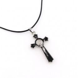 Pendentif Croix de Saint...