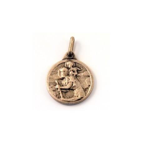 Saint Christophe (métal)
