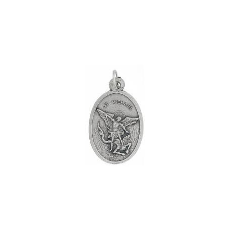 Saint Michel archange / Ange gardien 2,2 cm