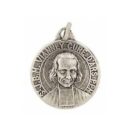 Saint Curé d'Ars / Ste Philomène 1,8 cm