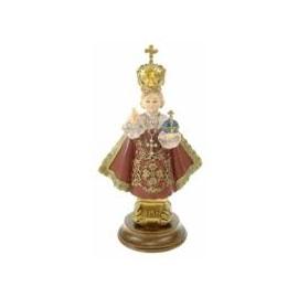 Enfant Jésus de Prague, 15 cm