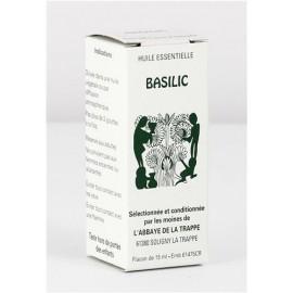 Huile essentielle Basilic, flacon de 15 ml