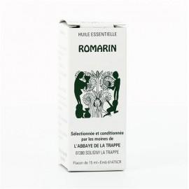 Huile essentielle de Romarin, flacon de 15 ml