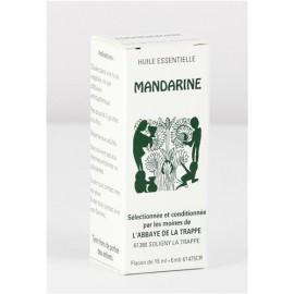 Huile essentielle Mandarine, flacon de 15 ml