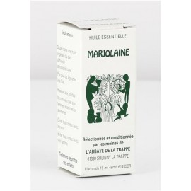 Huile essentielle Marjolaine, flacon de 15 ml