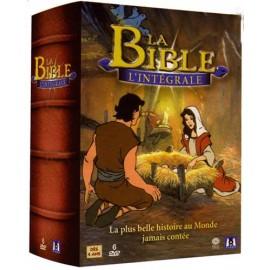 Coffret La Bible L´intégrale - 6 DVD
