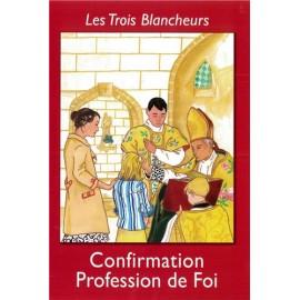 """Parcours catéchétique """"Les Trois Blancheurs"""""""