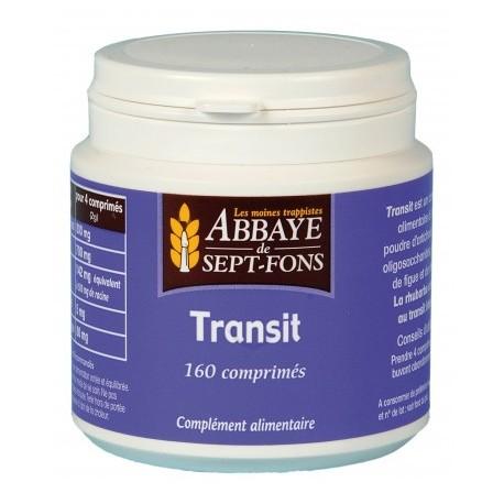 Complément Alimentaire Transit, boite de 160 comprimés