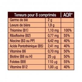 Complément Alimentaire Nutrilevure, boite de 200 comprimés