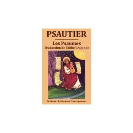Psautier : traduction de l'Abbé Crampon